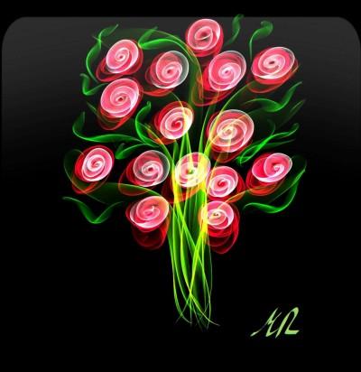 Spring Bouquet | marmencicamarin | Digital Drawing | PENUP