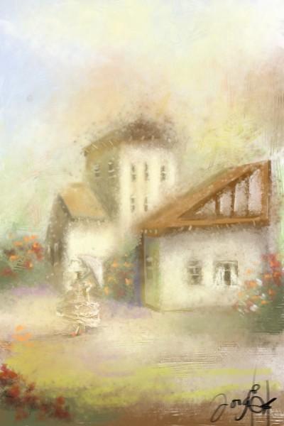 Bella Monet | edsilva | Digital Drawing | PENUP