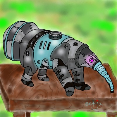 Coloring Digital Drawing | ockja | PENUP