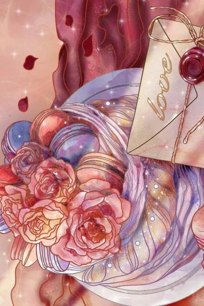 Happy birthday IREM.AKSOY ♡♡♡ | HANA | Digital Drawing | PENUP