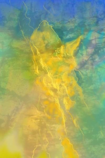 Abstract art Digital Drawing | les | PENUP