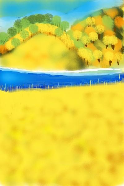 Landscape Digital Drawing | silvy | PENUP