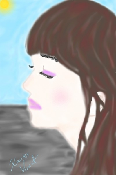 Live drawing | XavierViruet | Digital Drawing | PENUP