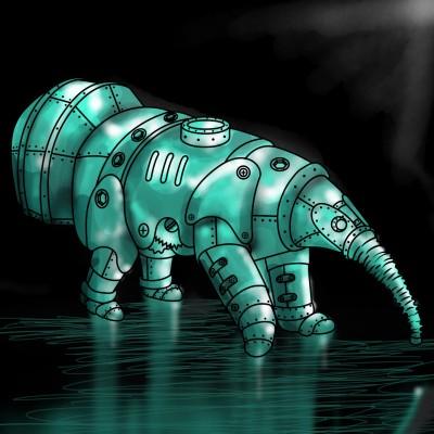 스틸.. | mjyoo | Digital Drawing | PENUP