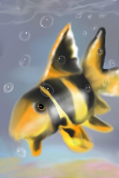 fish | val | Digital Drawing | PENUP