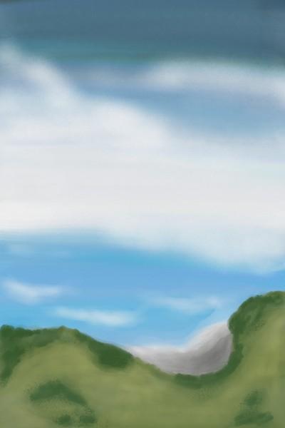 Landscape Digital Drawing | m_c_s | PENUP
