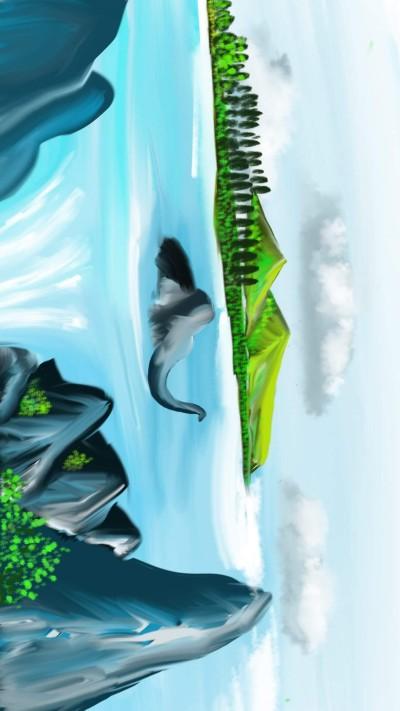 royal bath | Rashi | Digital Drawing | PENUP