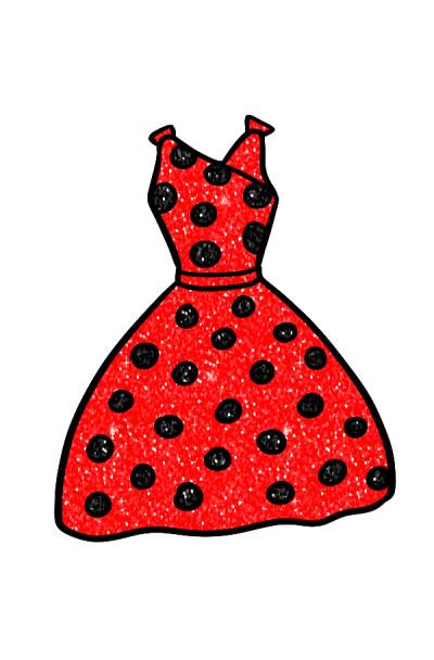 Ladybug   Dress | Gaycouple | Digital Drawing | PENUP