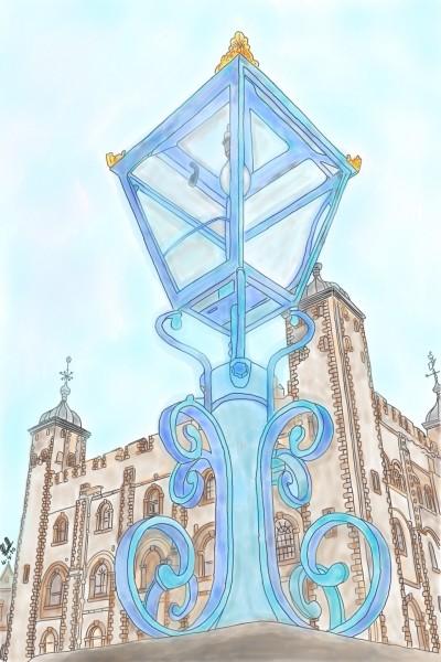 Tower of London | StevenCarroll | Digital Drawing | PENUP