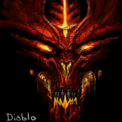 Diablo  | Mishanya | Digital Drawing | PENUP