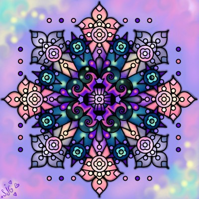 Coloring Digital Drawing   shannonjeanette   PENUP