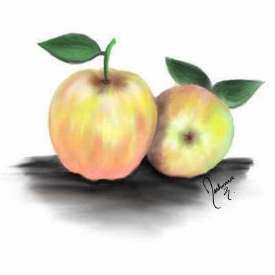 Apples | Mia | Digital Drawing | PENUP