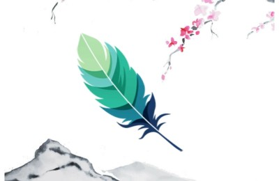 feather  | noisycotton | Digital Drawing | PENUP