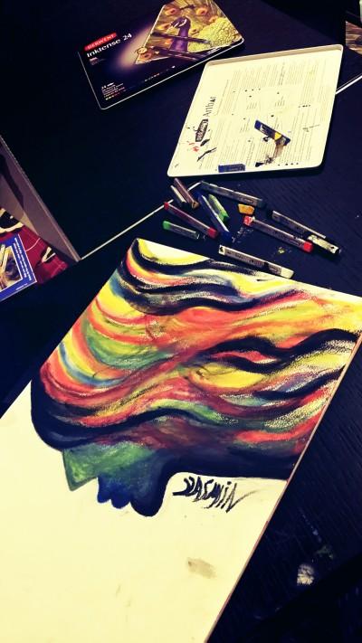 Colourful Soul | Jasmine_arts | Digital Drawing | PENUP