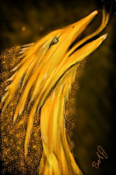 Phoenix    nyyankeehitman   Digital Drawing   PENUP