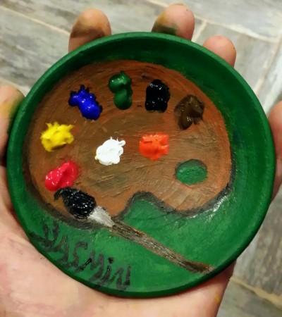 painting on pottery    Jasmine_arts   Digital Drawing   PENUP