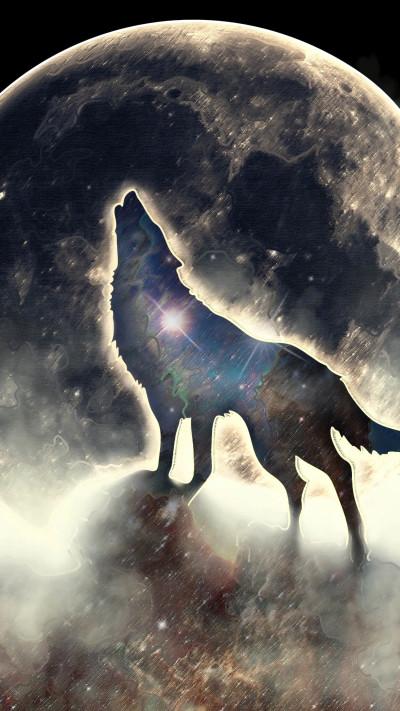 オオカミ   Gaycouple   Digital Drawing   PENUP