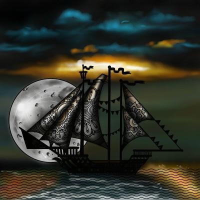 SHIP | ramdan1111 | Digital Drawing | PENUP
