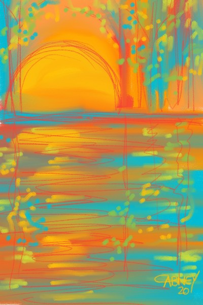 Sunrise  | shadowmare72 | Digital Drawing | PENUP