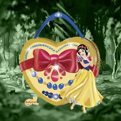 Snow White | Babycat5 | Digital Drawing | PENUP