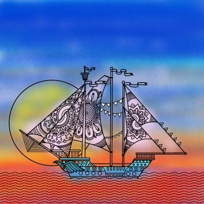 Coloring Digital Drawing | kwon58 | PENUP