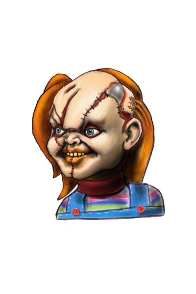 Chucky's back ! | Mishanya | Digital Drawing | PENUP