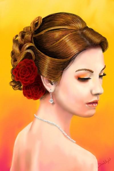 Like a flower | Doodilight | Digital Drawing | PENUP