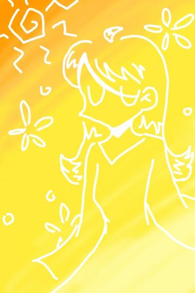 YELLOW | Eum-Yang | Digital Drawing | PENUP