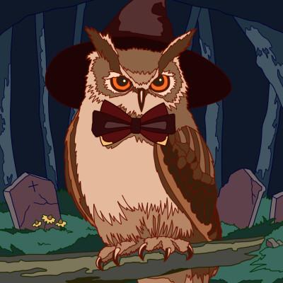 Sir Owl | Chris | Digital Drawing | PENUP