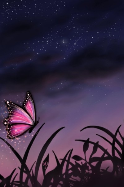 Magic Butterfly (•̀ᴗ-)  | Sina | Digital Drawing | PENUP
