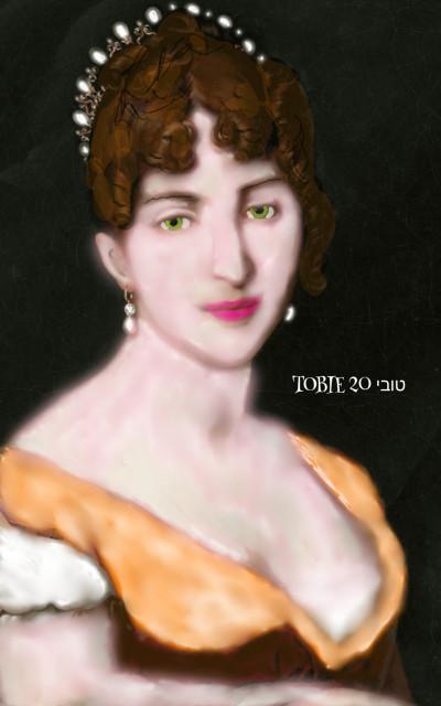 THE LADY    Tobie.ISR   Digital Drawing   PENUP
