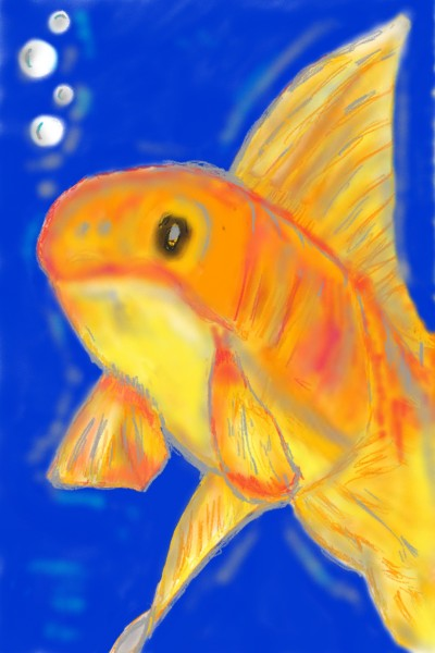#fish   Tek   Digital Drawing   PENUP