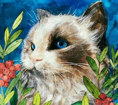 Animal Digital Drawing | shreya | PENUP