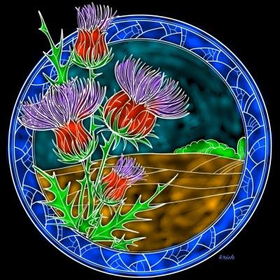 Colorful  Nature ♡♡♡ | krish | Digital Drawing | PENUP