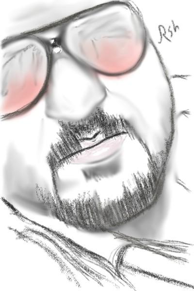 Portrait Digital Drawing | Sh_Fd72 | PENUP