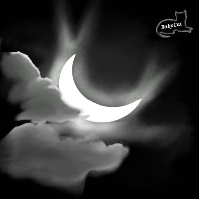 Moonlight | Babycat5 | Digital Drawing | PENUP
