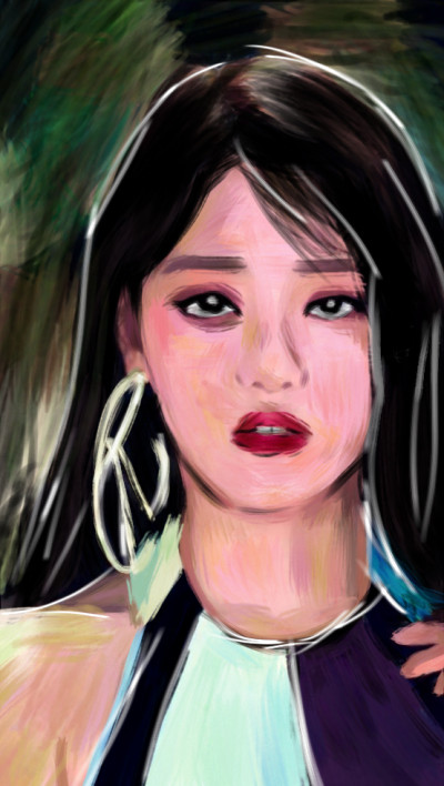 Minnie /(G)I-DLE❤️ | IREM.Aksoy | Digital Drawing | PENUP