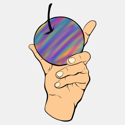 a multicouloured Apple  | heyzox | Digital Drawing | PENUP
