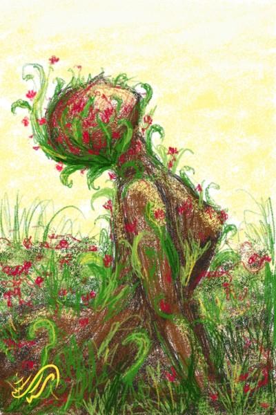 Spirit of Nature... | sitaArt | Digital Drawing | PENUP