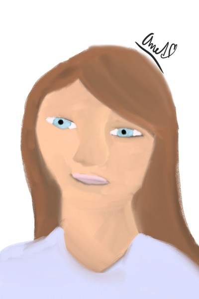Character Digital Drawing | aneta_cz | PENUP