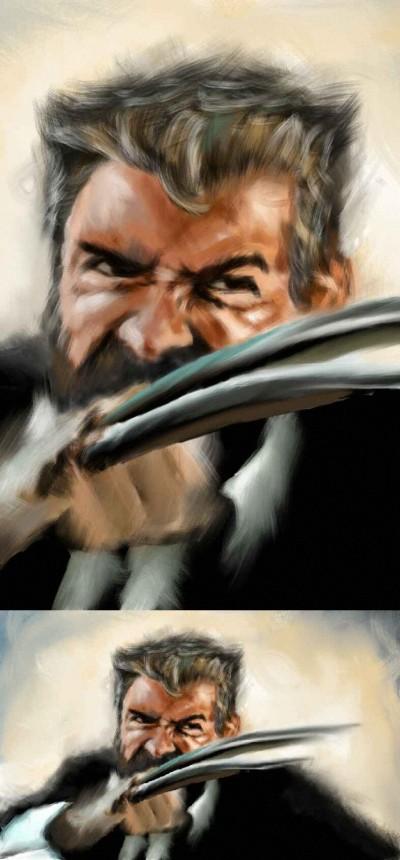Oldman logan | Robyn | Digital Drawing | PENUP