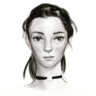redhead | chito_gvrito | Digital Drawing | PENUP