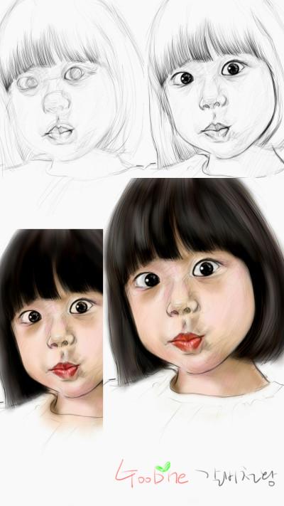 굽네천사~^^ | akira | Digital Drawing | PENUP