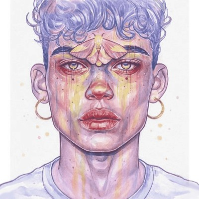 アジャ | Gaycouple | Digital Drawing | PENUP