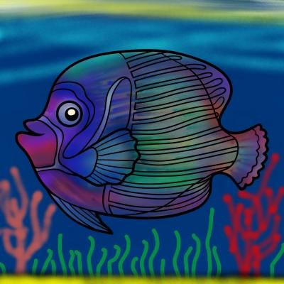 Coloring Digital Drawing | missT | PENUP