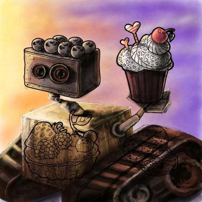 Wall-E 2!!! | Prashant | Digital Drawing | PENUP