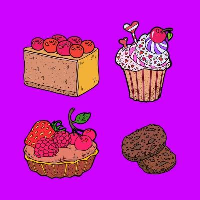 먹고싶다... ..... | JSE | Digital Drawing | PENUP
