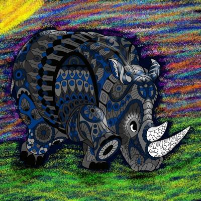 Coloring Digital Drawing | lisa | PENUP