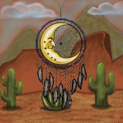 Desert Dreams   LisaBme   Digital Drawing   PENUP