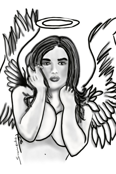 Inner Beauty | SummerKaz | Digital Drawing | PENUP
